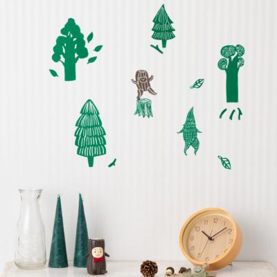 デコレーションステッカー KUBBE/Forest
