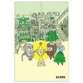KUBBE ポストカード2-J